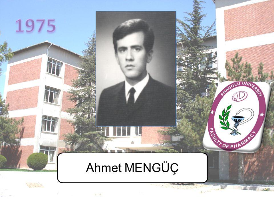 1975 Ahmet MENGÜÇ
