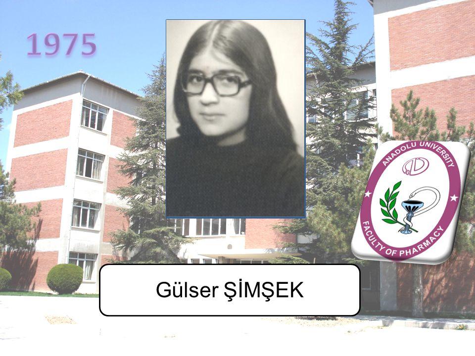 1975 Gülser ŞİMŞEK