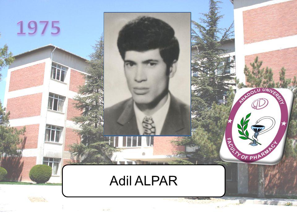 1975 Adil ALPAR