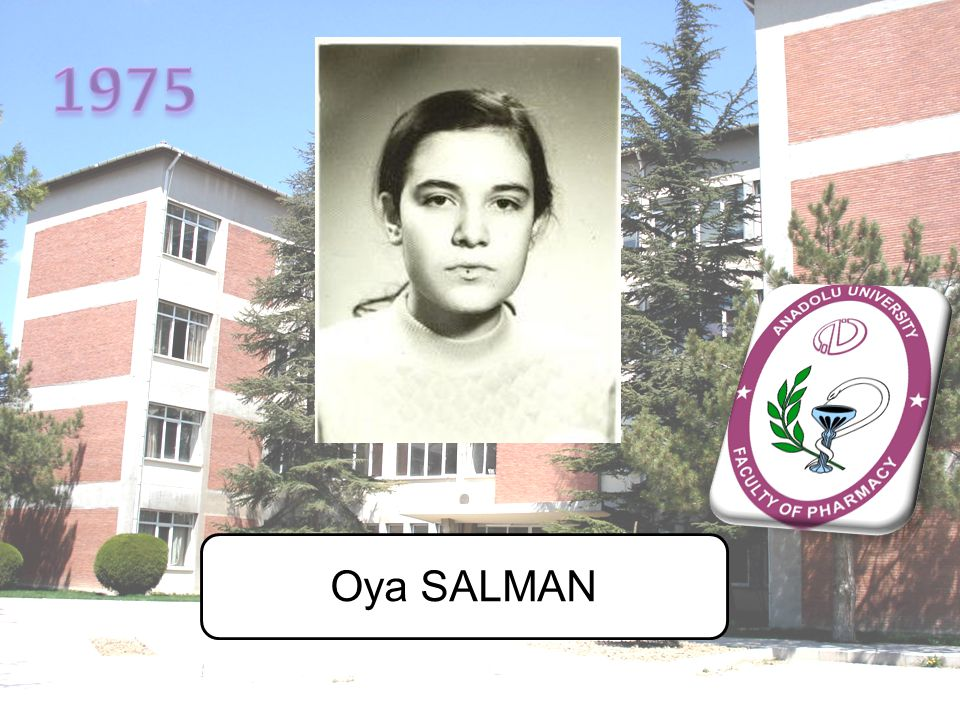 1975 Oya SALMAN