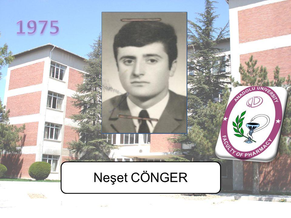 1975 Neşet CÖNGER