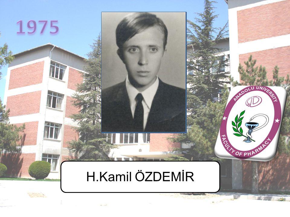 1975 H.Kamil ÖZDEMİR