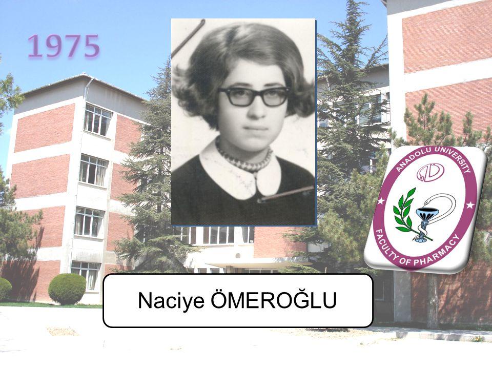 1975 Naciye ÖMEROĞLU
