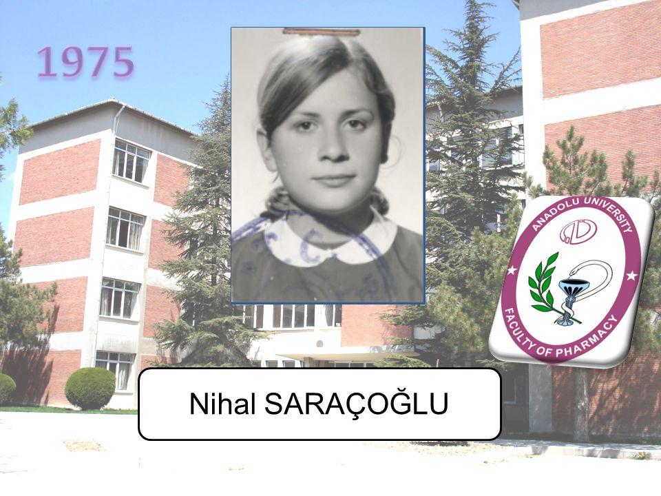 1975 Nihal SARAÇOĞLU