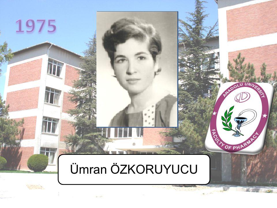 1975 Ümran ÖZKORUYUCU