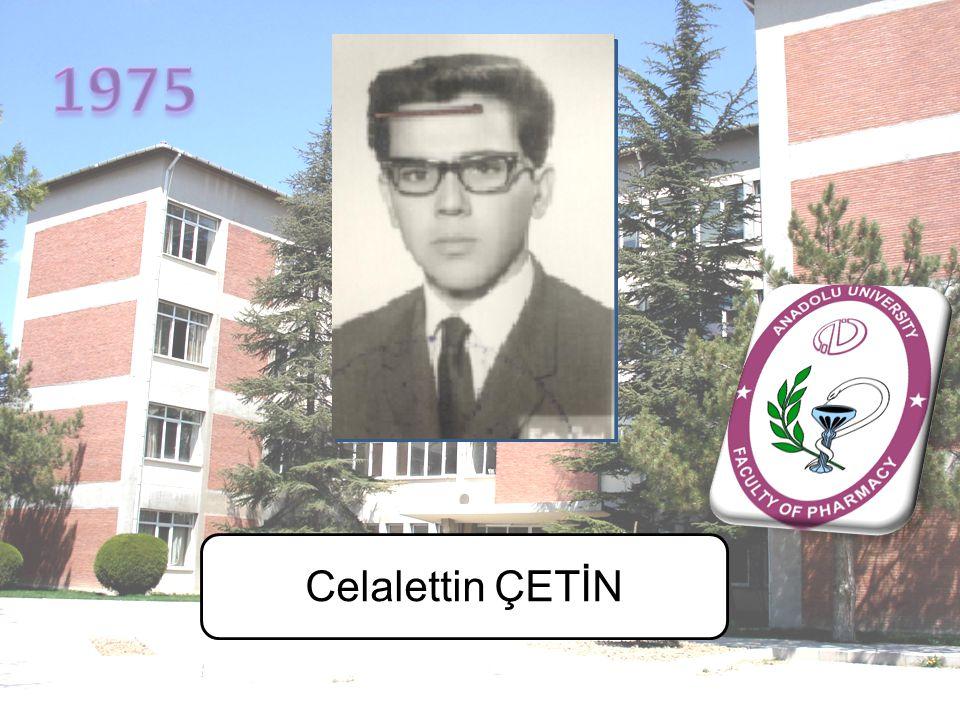 1975 Celalettin ÇETİN