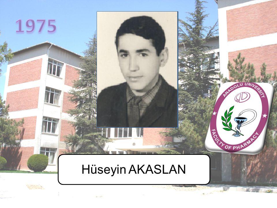 1975 Hüseyin AKASLAN