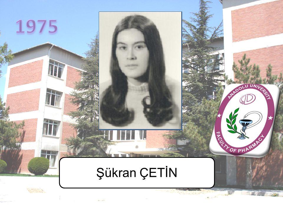 1975 Şükran ÇETİN