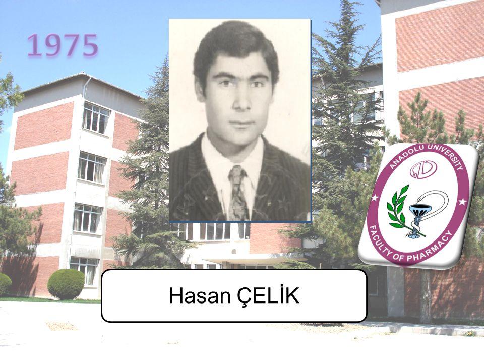 1975 Hasan ÇELİK