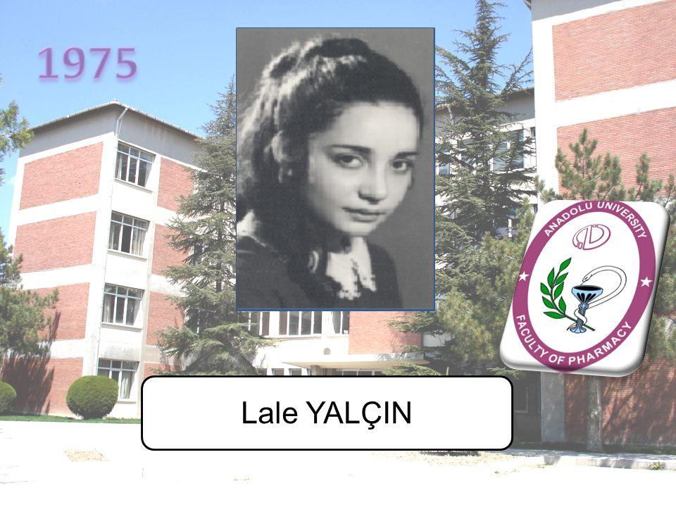 1975 Lale YALÇIN