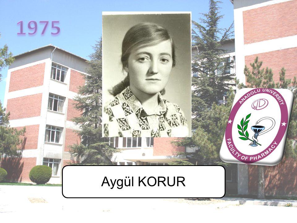 1975 Aygül KORUR