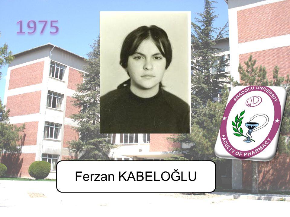 1975 Ferzan KABELOĞLU