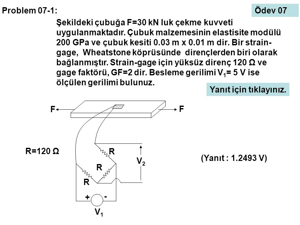 Problem 07-1: Ödev 07.
