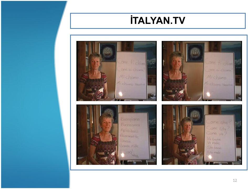 İTALYAN.TV