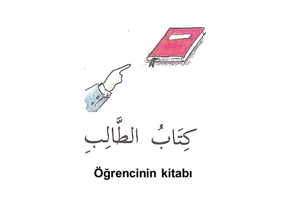 Öğrencinin kitabı