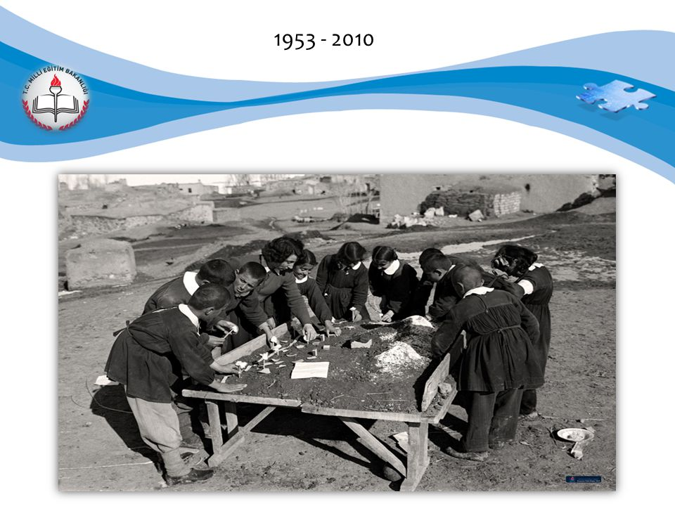 1953 - 2010
