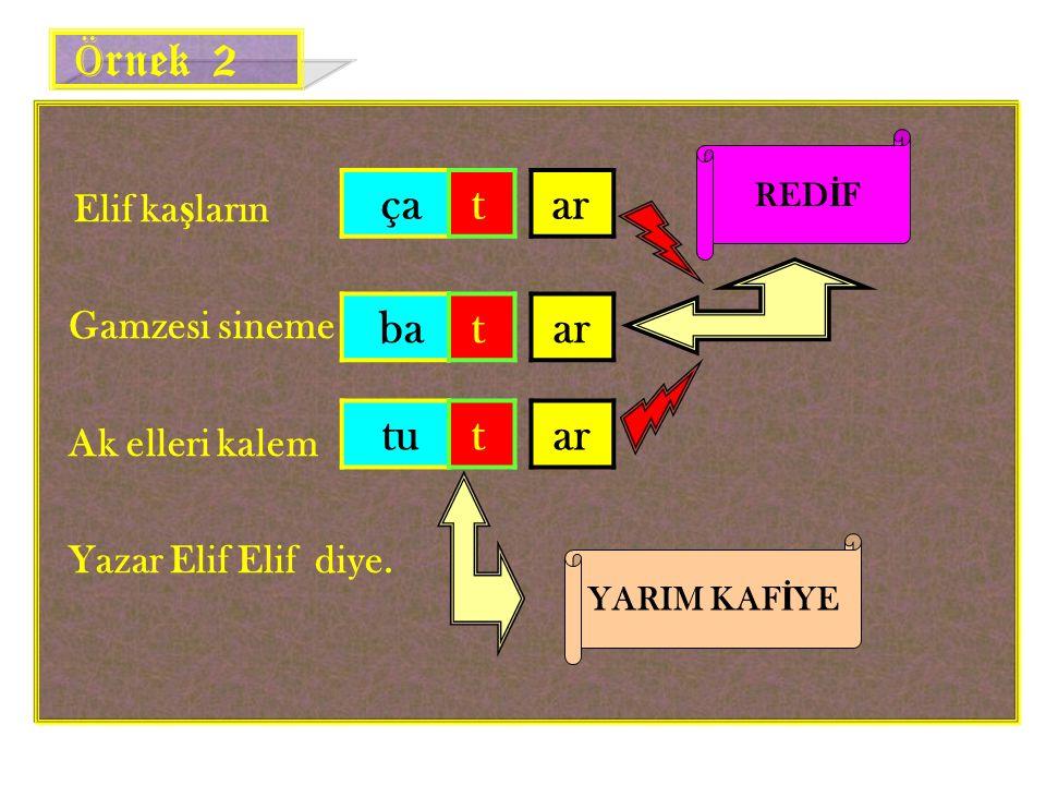 Örnek 2 Elif kaşların ça t ba t ar tu t ar ar Gamzesi sineme