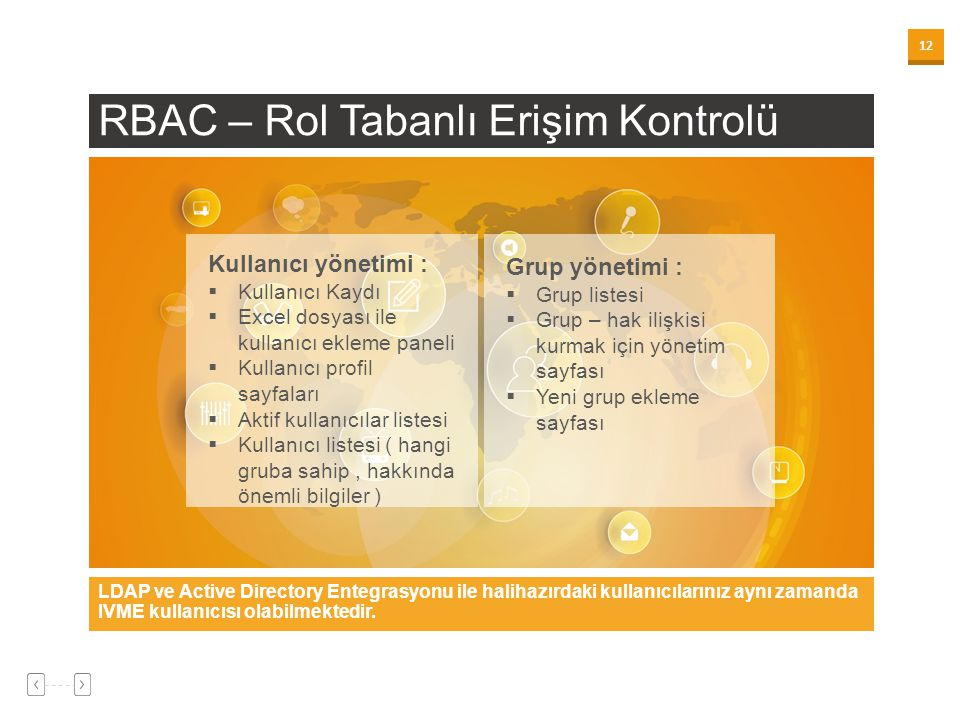 RBAC – Rol Tabanlı Erişim Kontrolü