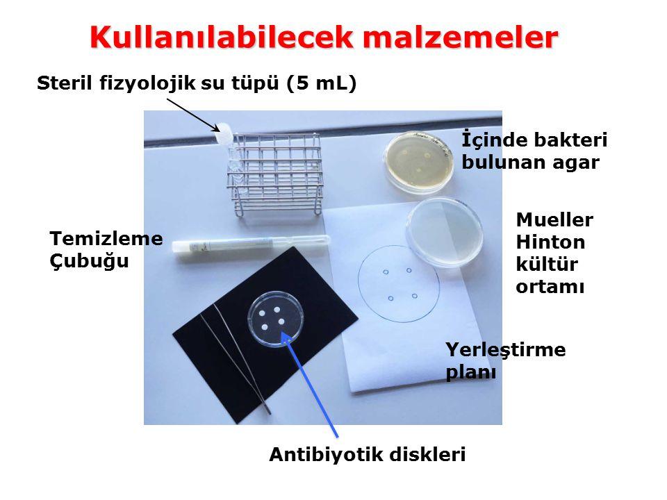 Steril fizyolojik su tüpü (5 mL)