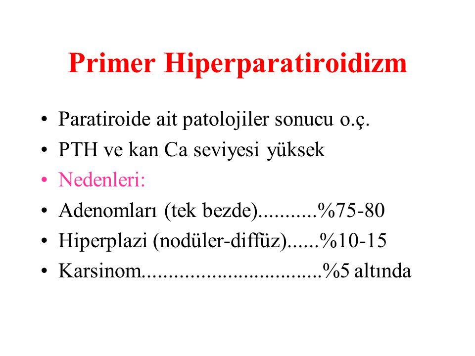 Primer Hiperparatiroidizm
