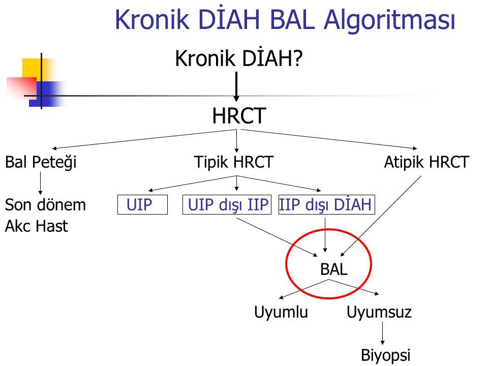Kronik DİAH BAL Algoritması