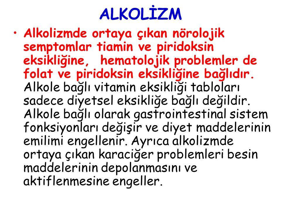 ALKOLİZM