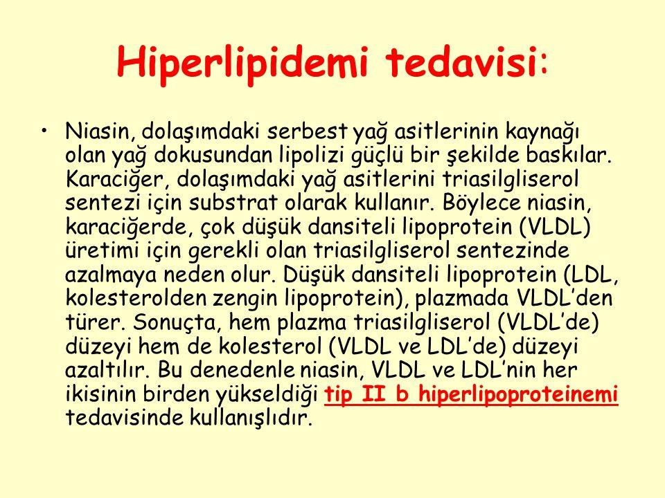 Hiperlipidemi tedavisi:
