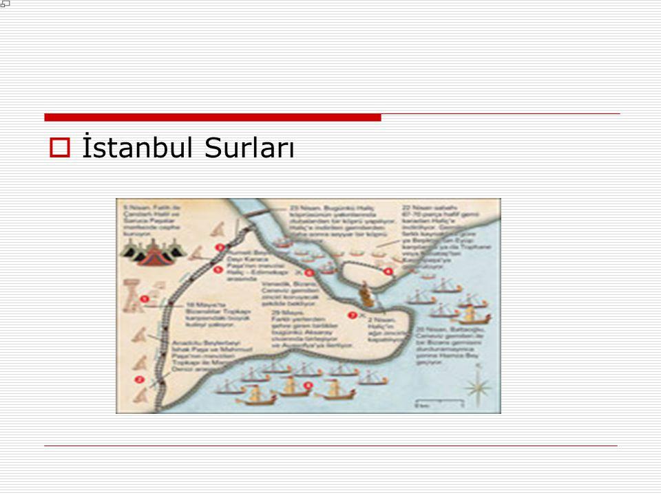 İstanbul Surları