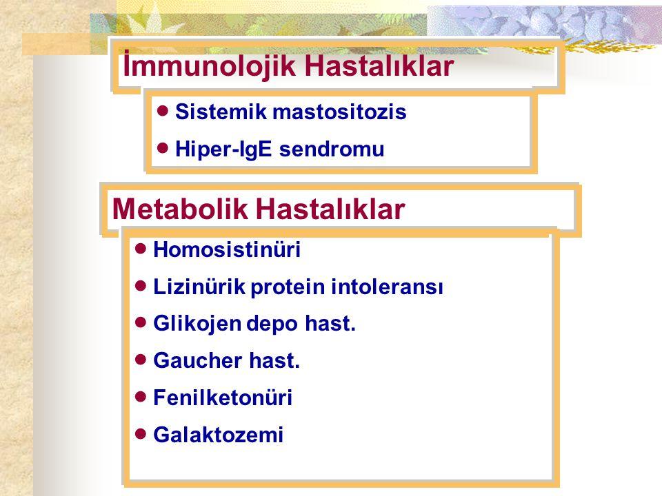 İmmunolojik Hastalıklar