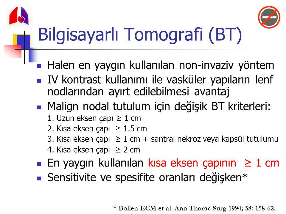 Bilgisayarlı Tomografi (BT)