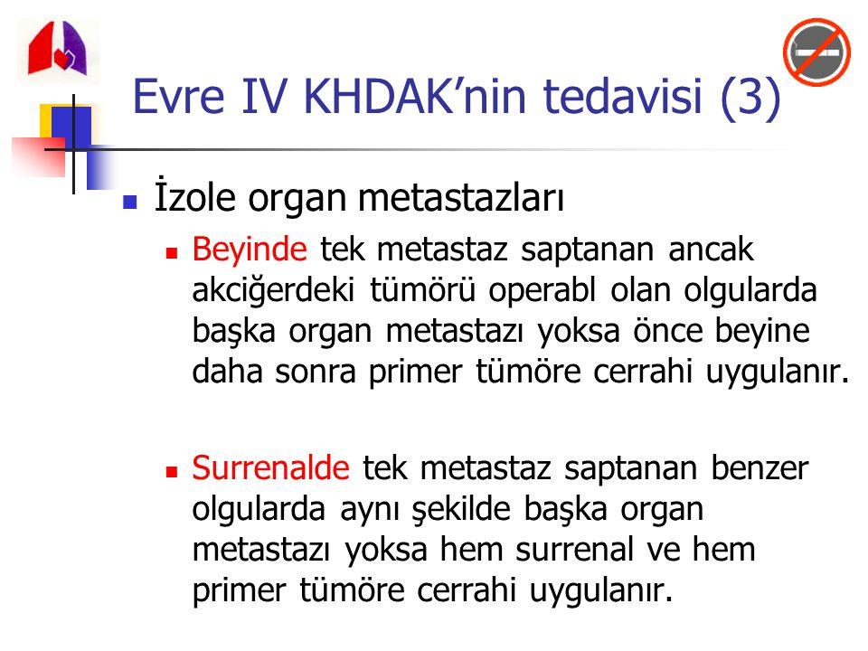 Evre IV KHDAK'nin tedavisi (3)