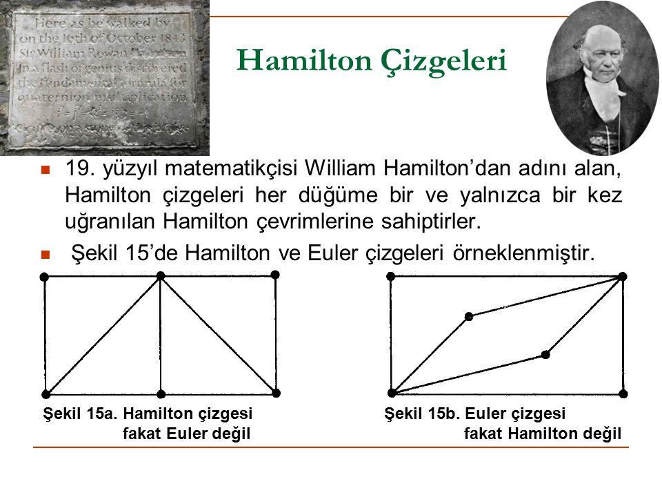 Hamilton Çizgeleri