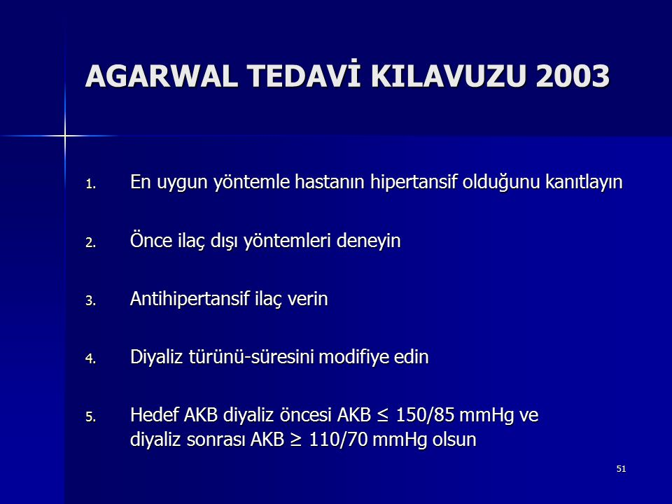 AGARWAL TEDAVİ KILAVUZU 2003