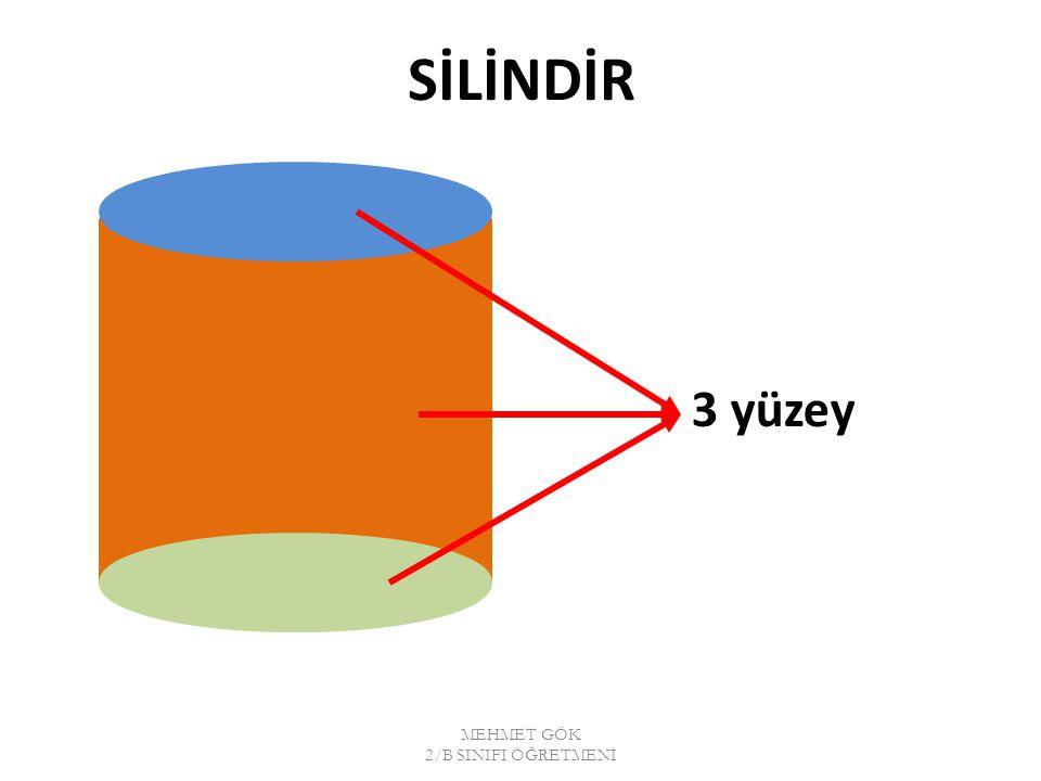 MEHMET GÖK 2/B SINIFI ÖĞRETMENİ