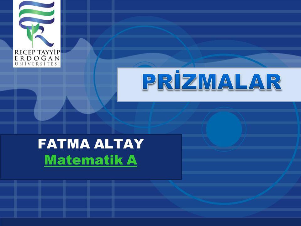 FATMA ALTAY Matematik A