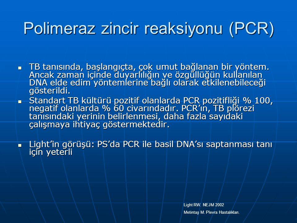 Polimeraz zincir reaksiyonu (PCR)