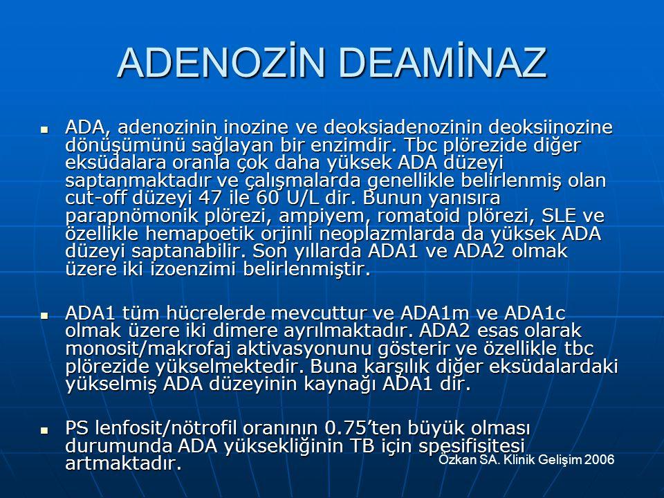 ADENOZİN DEAMİNAZ