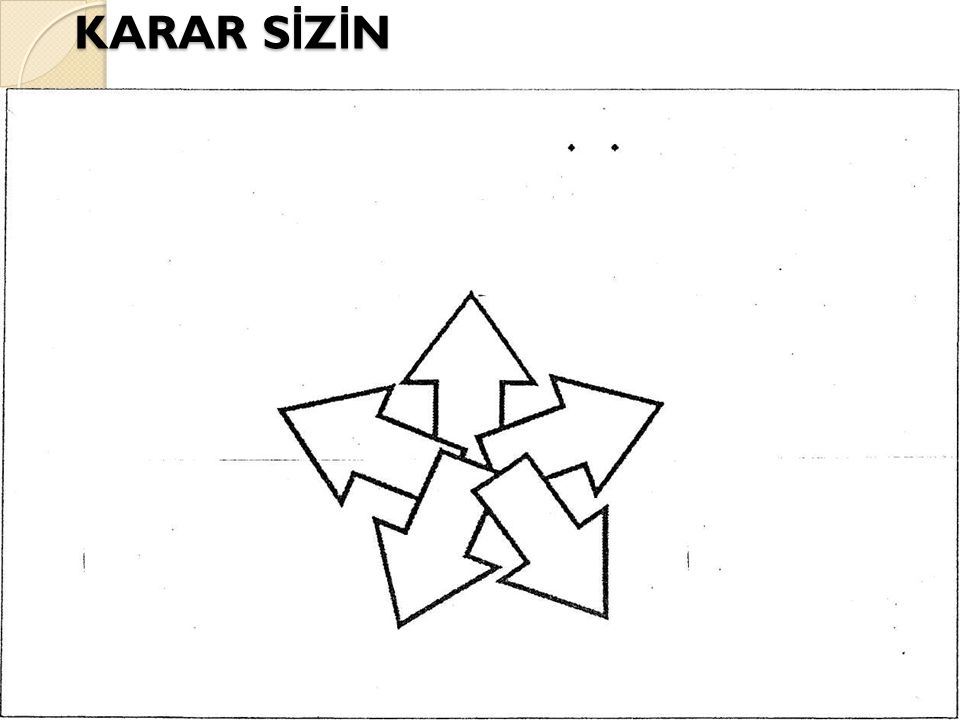 KARAR SİZİN