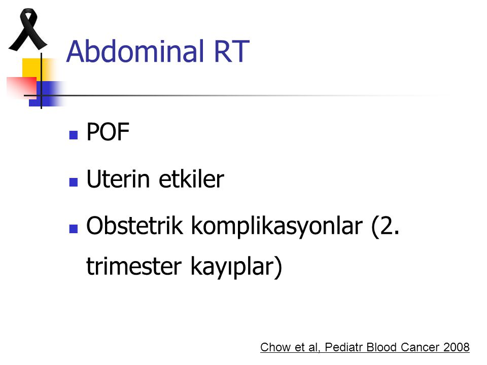 Chow et al, Pediatr Blood Cancer 2008