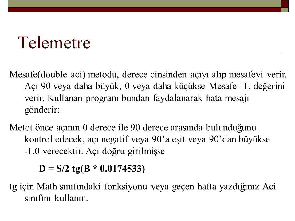 Telemetre