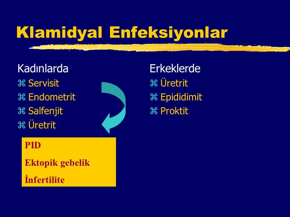 Klamidyal Enfeksiyonlar