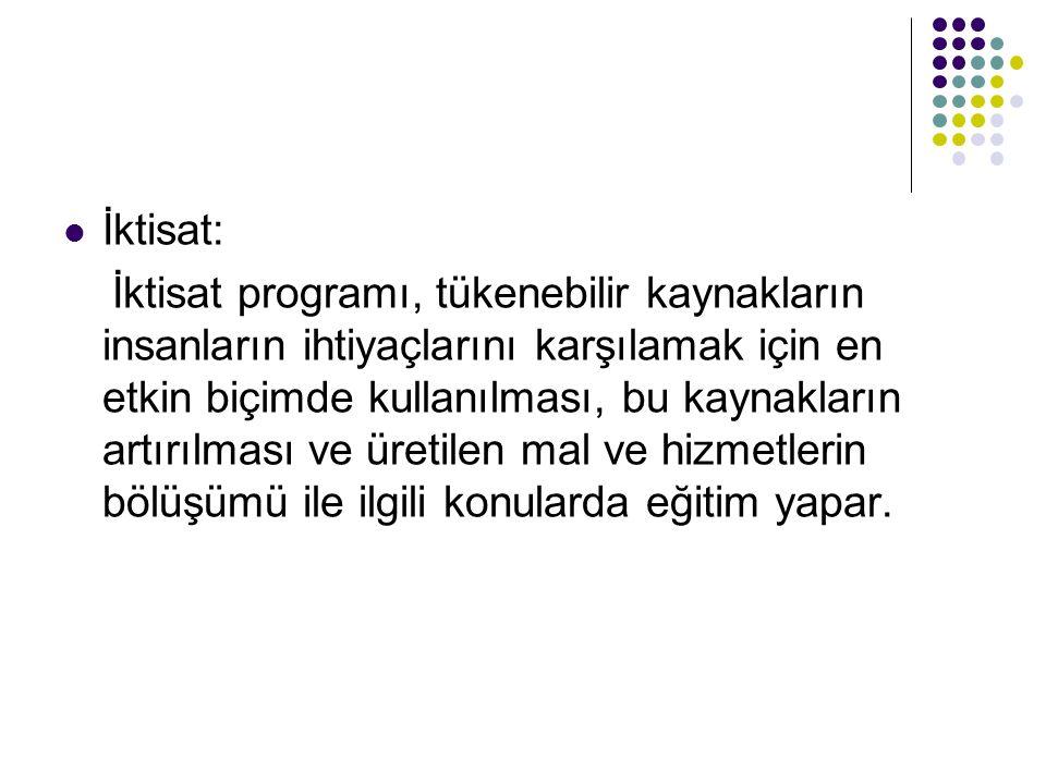 İktisat:
