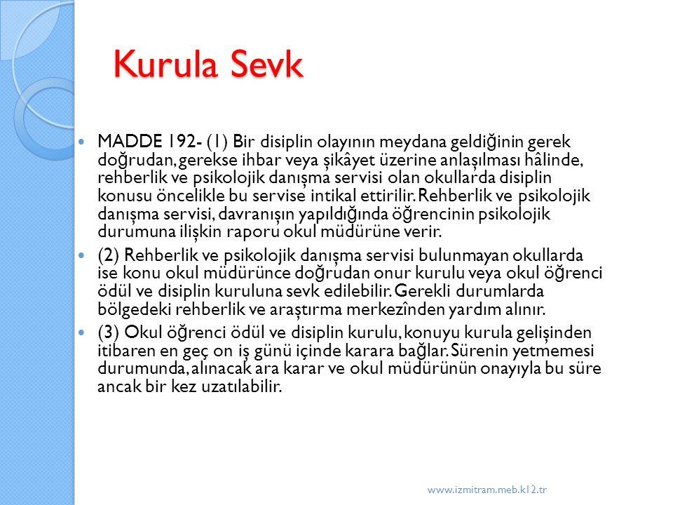 Kurula Sevk