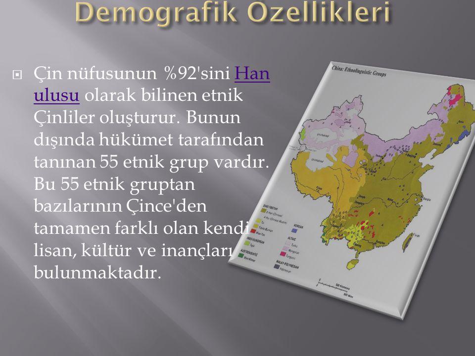 Demografik Özellikleri