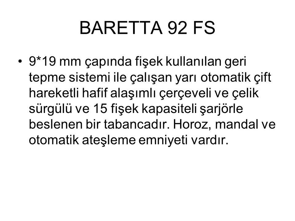 BARETTA 92 FS