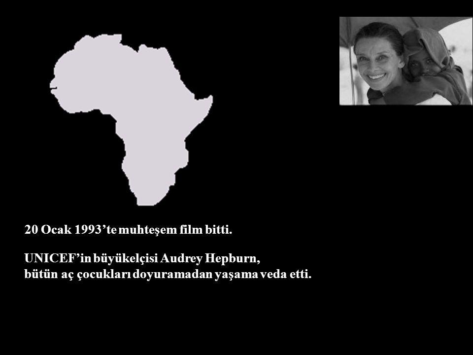 20 Ocak 1993'te muhteşem film bitti.