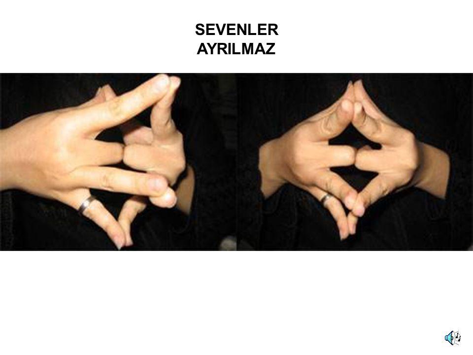 SEVENLER AYRILMAZ