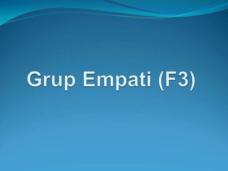 Grup Empati (F3)