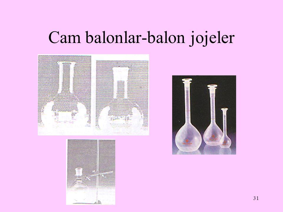 Cam balonlar-balon jojeler