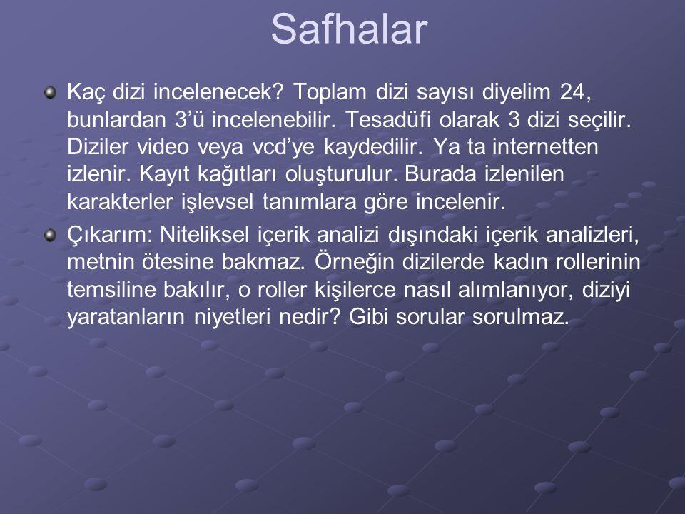 Safhalar